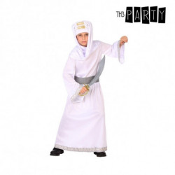 Costume for Children Arab White (3 Pcs) 3-4 Years