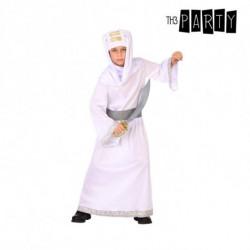 Disfraz para Niños Árabe Blanco (3 Pcs) 3-4 Años