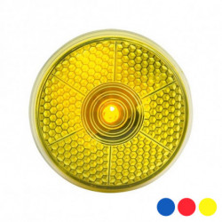Trombone LED Réfléchissant 143025 Bleu