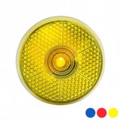 Trombone LED Réfléchissant 143025 Rouge