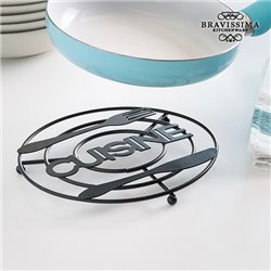 Bravissima Kitchen Cuisine Metal Placemat