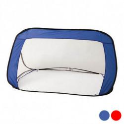 Portería Plegable Nylon 143115 Azul