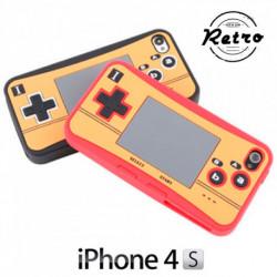 Retro Videospiel Silikonhülle für iPhone