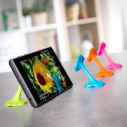 iStuck Halter für Handys und Smartphones Orange