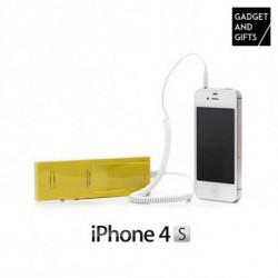 TK18 Anti Strahlungs Telefonhörer Gelb