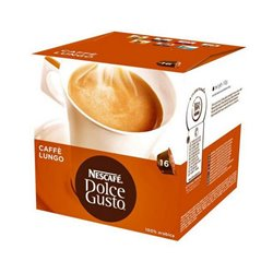 Coffee Capsules Nescafé Dolce Gusto 98423 Lungo (16 uds)