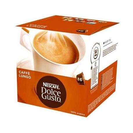 Capsule di caffè Nescafé Dolce Gusto 98423 Lungo (16 uds)