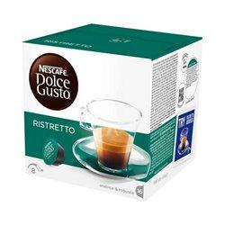 Coffee Capsules Nescafé Dolce Gusto 41640 Espresso Ristretto (16 uds)