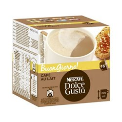 Capsules de café Nescafé Dolce Gusto 65835 Au Lait (16 uds)