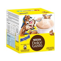 Coffee Capsules Nescafé Dolce Gusto 62183 Nesquik (16 uds)