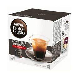Capsules de café Nescafé Dolce Gusto 60924 Espresso Intenso Decaffeinato (16 uds)