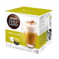 Cápsulas de Café Nescafé Dolce Gusto 98492 Cappuccino (16 uds)