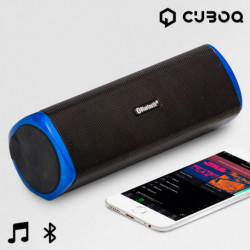 CuboQ Power Bank Bluetooth-Lautsprecher