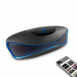 Energy Sistem Music Box Bluetooth 396948 BZ6 MP3+FM+USB Nero Azzurro