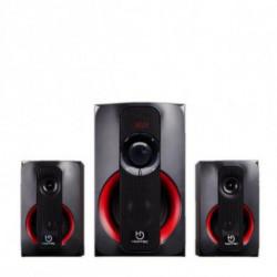 Hiditec H400 conjunto de altavoces 2.1 canales 80 W SPK010000