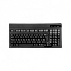 Mustek POS Tastatur ACK-700U USB 2.0 Schwarz