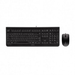 CHERRY DC 2000 tastiera USB Spagnolo Nero JD-0800ES-2