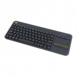 Logitech Tastatur 920-007137 Schwarz