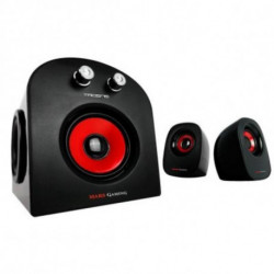 Mars Gaming MS2 speaker set 2.1 channels 20 W Black