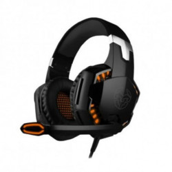 NOX Auricular con Micrófono Gaming NXKROMKYS Windows XP / Vista / 7 / 8 PS4