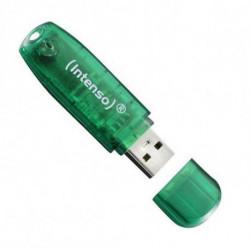 INTENSO Clé USB 3502460 8 GB Vert