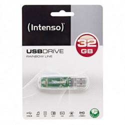 INTENSO USB Pendrive 3502480 32 GB Durchsichtig