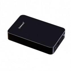 INTENSO Disco Duro Externo 6031512 3.5 4 TB USB 3.0 Negro