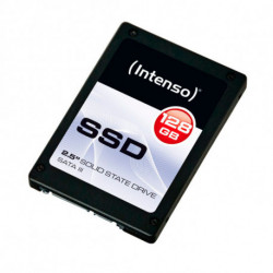 INTENSO Festplatte Top SSD 128GB 2.5 SATA3