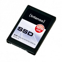 INTENSO Disque dur Top SSD 128GB 2.5 SATA3