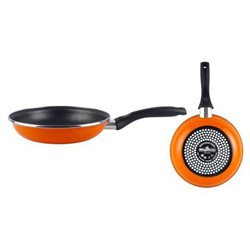 Pfanne Magefesa Valencia Ø 26 cm Schwarz Orange