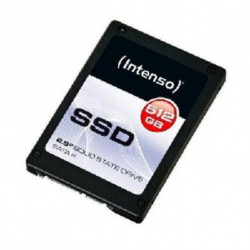 INTENSO Disco Duro 3812450 SSD 512 GB 2.5 SATA3