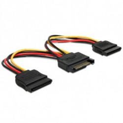 DELOCK SATA I to SATA II Power Cable 60105 15 cm