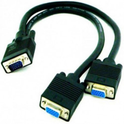 NANOCABLE S-VGA Splitter Cable 10.15.2000 45 cm