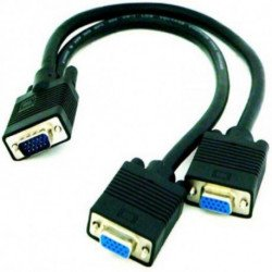 NANOCABLE Câble S-VGA Coupleur 10.15.2000 45 cm