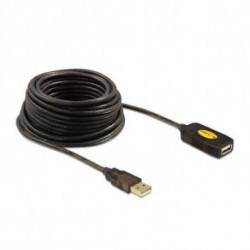 DELOCK Verlängerungskabel 82446 USB 2.0 10 m