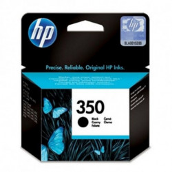 HP 350 Original Black 1 pc(s) CB335EE