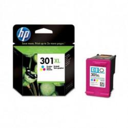 HP 301XL Original Cian, Magenta, Amarillo 1 pieza(s) CH564EE