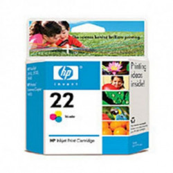 HP 22 Original Cyan,Magenta,Yellow 1 pc(s) C9352AE