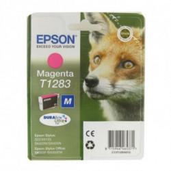 Epson Fox Singlepack Magenta T1283 DURABrite Ultra Ink C13T12834011