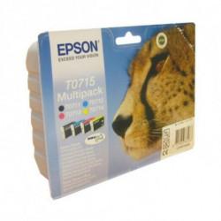 Epson Multipack 4 Farben T0715, DURABrite Ultra Ink C13T07154012