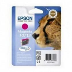 Epson Tinteiro Magenta T0713 Tinta DURABrite Ultra (c/alarme RF+AM) C13T07134021