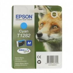 Epson Fox Singlepack Cyan T1282 DURABrite Ultra Ink C13T12824011