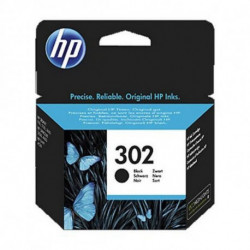 HP 302 Original Preto 1 peça(s) F6U66AE