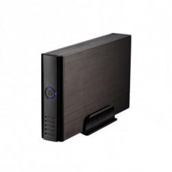 TooQ TQE-3520B Boîtier de disques de stockage 3.5 Boîtier HDD Noir