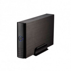 TooQ TQE-3520B storage drive enclosure 3.5 HDD enclosure Black