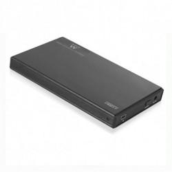 Ewent EW7033 caja para disco duro externo 2.5 Negro