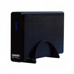 Ewent EW7047 Caixa para Discos Rígidos 3.5 Preto