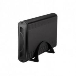 TooQ TQE-3526B Boîtier de disques de stockage 3.5 Boîtier HDD Noir