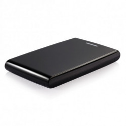 TooQ TQE-2526B contenitore di unità di archiviazione 2.5 Enclosure HDD Nero Alimentazione USB