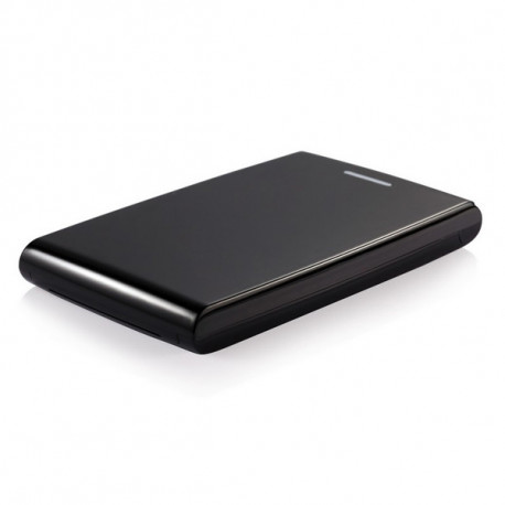 TooQ TQE-2526B storage drive enclosure 2.5 HDD enclosure Black USB powered
